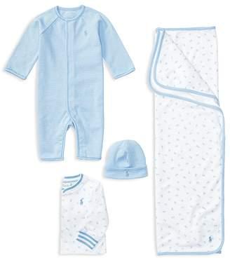 Ralph Lauren Boys' Gift Box Set - Baby