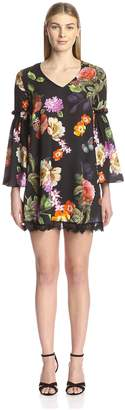 Alexia Admor Women's Floral Shift Dress