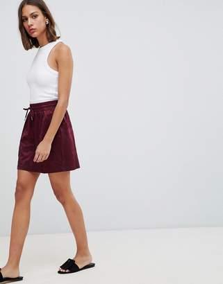Minimum camo skirt