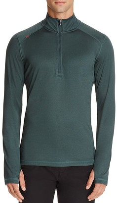 Rhone Sequoia Half-Zip Pullover Active Top $98 thestylecure.com
