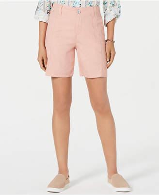 Style&Co. Style & Co Comfort-Waist Cargo Shorts