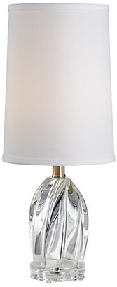 clear Arctic Crystal Table Lamp Wildwood