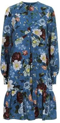 Erdem Christy Floral Dress