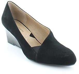 Adrienne Vittadini Footwear Women's Marcio Wedge Pump $29.97 thestylecure.com
