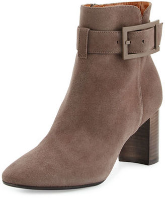 Aquatalia Vanie Weatherproof Ankle Boot $357 thestylecure.com