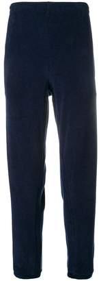 Fila stripe detail track trousers