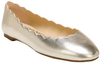 Sam & Libby Women's Sam & Libby Capri Scallop Ballet Flats $19.99 thestylecure.com