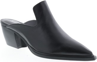 Sbicca Slip-On Pointed Toe Mules - Addington