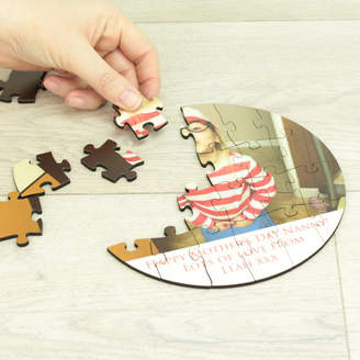 Dreams to Reality Design Ltd 24 Piece Mothers Day Photo Puzzle With Message