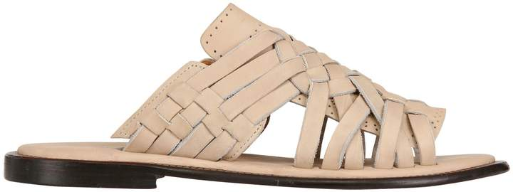 Chubasco Hand Woven Nubuck Leather Sandals