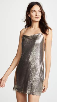 Alice + Olivia Harmony Chainmail Dress