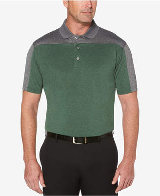 PGA Tour Men's Heathered Polo