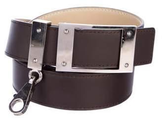 Hermà ̈s Studded Cutout 32Mm Belt Kit brown Hermà ̈s Studded Cutout 32Mm Belt Kit