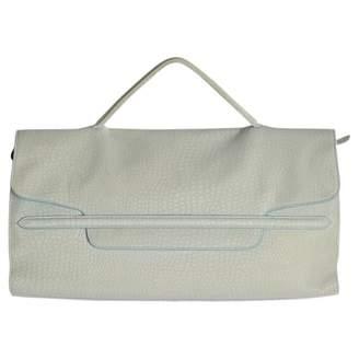 Zanellato Green Leather Handbag