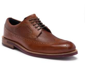 Ted Baker Deelani Wingtip Leather Derby