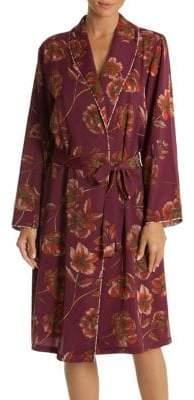 Midnight Bakery Austin Floral-Print Robe