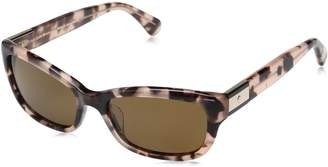 Kate Spade new york Women's Marilee/p/s Polarized Rectangular Sunglasses