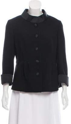 Brooks Brothers Wool Long Sleeve Jacket