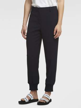 DKNY Tailored Track Pant