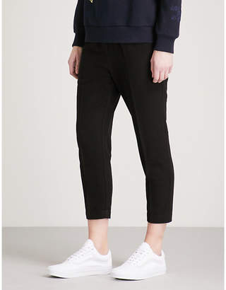 Izzue Skinny-fit woven trousers