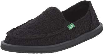 Sanuk Women's Donna Knit Stitch Flat