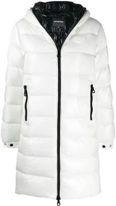 Duvetica padded hooded coat