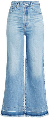AG Jeans High-Waisted Flared Jeans