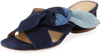 488ef563145c Splendid Beacon Slide Sandal with Colorblock Knot