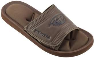 NCAA Kohl's Men's Oregon State Beavers Memory Foam Slide Sandals