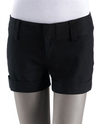 Alice + Olivia Cady Cuffed Shorts