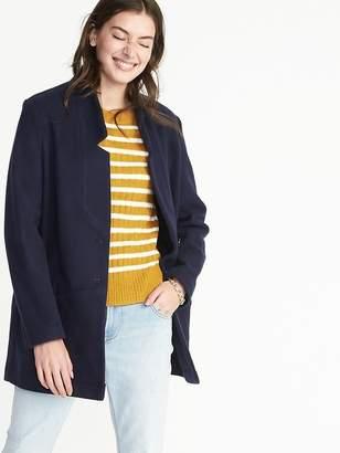 Old Navy Brushed-Knit Coat for Women