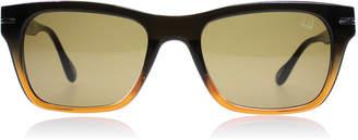 Dunhill SDH014 Brown 06PB 52 Sunglasses Brown 06PB 52mm