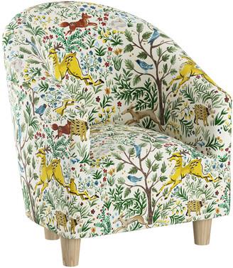 Skyline Furniture Kid's Tub Chair
