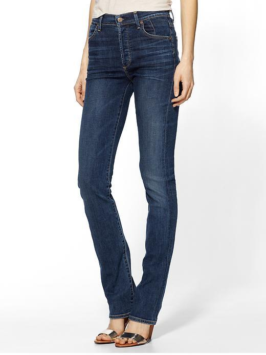 Citizens of Humanity Arley High Waist Straight Leg