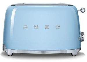 Smeg Two-Slice Wide-Slot Toaster