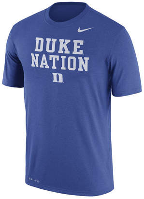 Nike Men's Duke Blue Devils Legend Verbiage T-Shirt