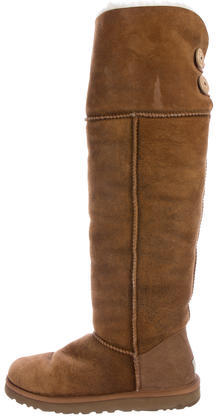 UGG UGG Australia Bailey Button Over-The-Knee Boots