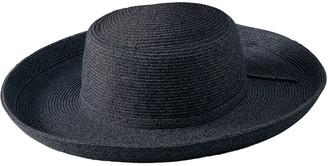 Co San Diego Hat Paperbraid Kettle Brim Hat