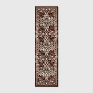 Threshold Printed Persian Tribal Design Tufted Rug