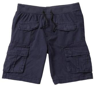 7 For All Mankind Washed Cargo Shorts (Big Boys)