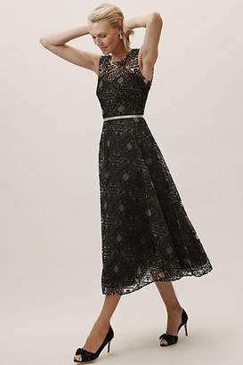 Anthropologie Presley Wedding Guest Dress