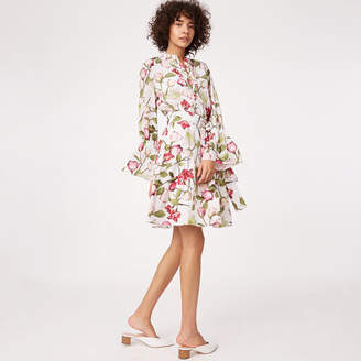 Club Monaco Ladonda Silk Dress