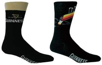 Guinness Pack Of Two Socks Gift Set