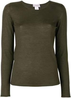 Le Tricot Perugia crew neck sweater