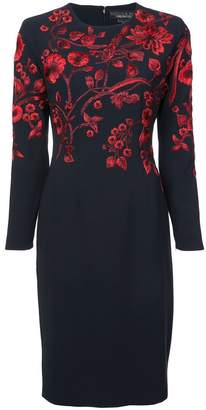 Sachin + Babi floral embroidered dress