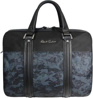 Robert Graham Blue Bellamy Laptop Messenger Bag