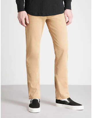 True Religion Relaxed slim-fit woven trousers