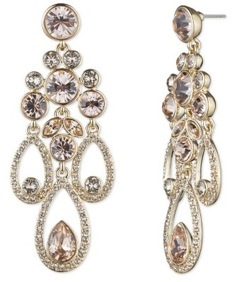 Women's Givenchy Drama Chandelier Crystal Earrings $125 thestylecure.com