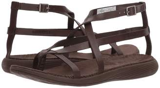 Merrell Duskair Seaway Thong Leather Women's Shoes