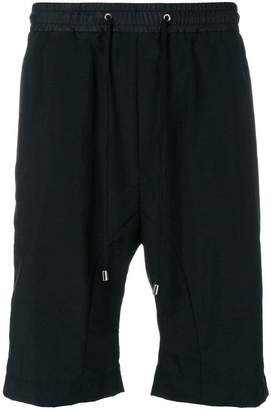 Les Hommes Urban casual sports shorts